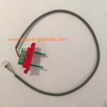 Débimêtres capteurs de flux Débimetre Extraflame fils lg 500 mm