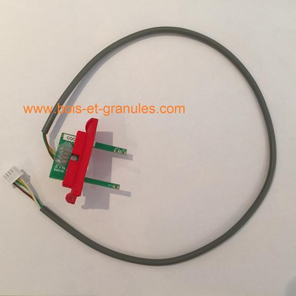 Débimêtres capteurs de flux Débimetre fils lg 500 mm