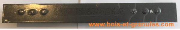 Tableau de commande Tableau de commande version a partir de 2011 pour Monia - Marcella - Mia - Maira- Sabrina - Sveva - Samanta - Cleo - Siria