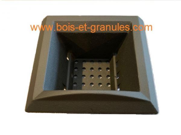 Pièces détachées Piazzetta > Brasier fonte pour poêle P950 - P955 - P956 - P957