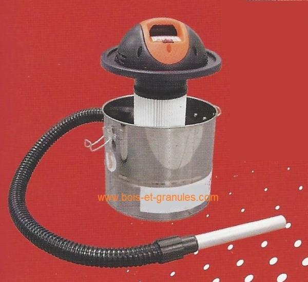 Aspirateurs à cendre Aspirateur à cendres 18 Litres 1200 W filtre inclus (delai juillet  2021)