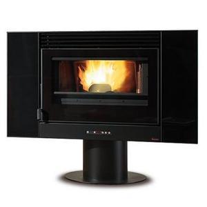 po le a granul s extraflame esmeralda crystal 10 kw. Black Bedroom Furniture Sets. Home Design Ideas